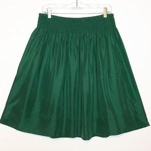 Talbots | Silk Skirt